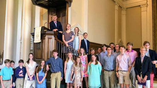 Youth Sunday Senior Homilies