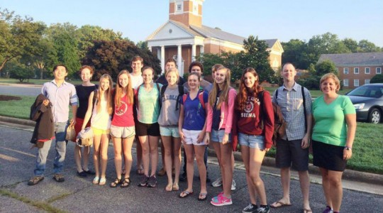 Strengthened Faith: Our 2014 Youth Mission Trip